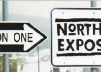 Cartel promocional de la primera temporada de Northern Exposure