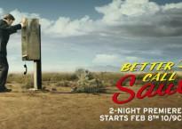Cartel promocional de Better Call Saul