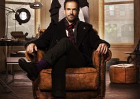 "Póster promocional ""Elementary"" (CBS)"