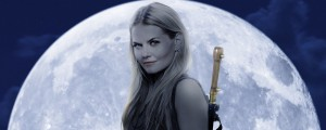 Jennifer Morrison en su papel de Emma Swan (Once upon a time)