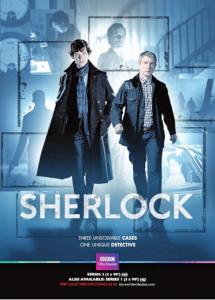 Sherlock Poster BBC