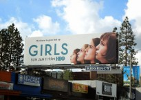 Girls' season 4 billboard