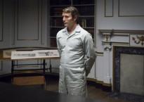 Hannibal en su celda.