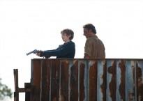 Rick como instructor, experto en armas