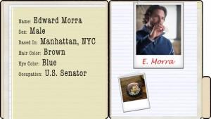 Senador Edward Morra