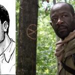 The Walking Dead: Morgan y las diferencias entre el cómic y la serie (Recap 4)