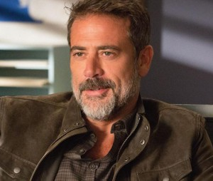 Jeffrey Dean Morgan es Negan