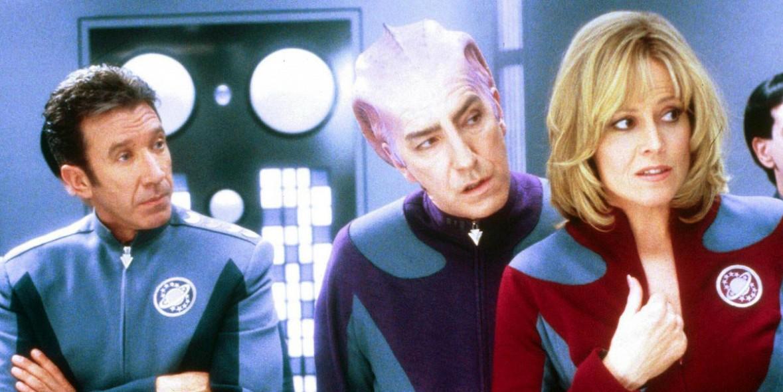 Tim-Allen-Alan-Rickman-and-Sigourney-Weaver-in-Galaxy-Quest