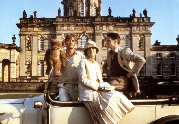 BRIDESHEAD REVISITED, Anthony Andrews, Diana Quick, Jeremy Irons, 1981 Mini-Series