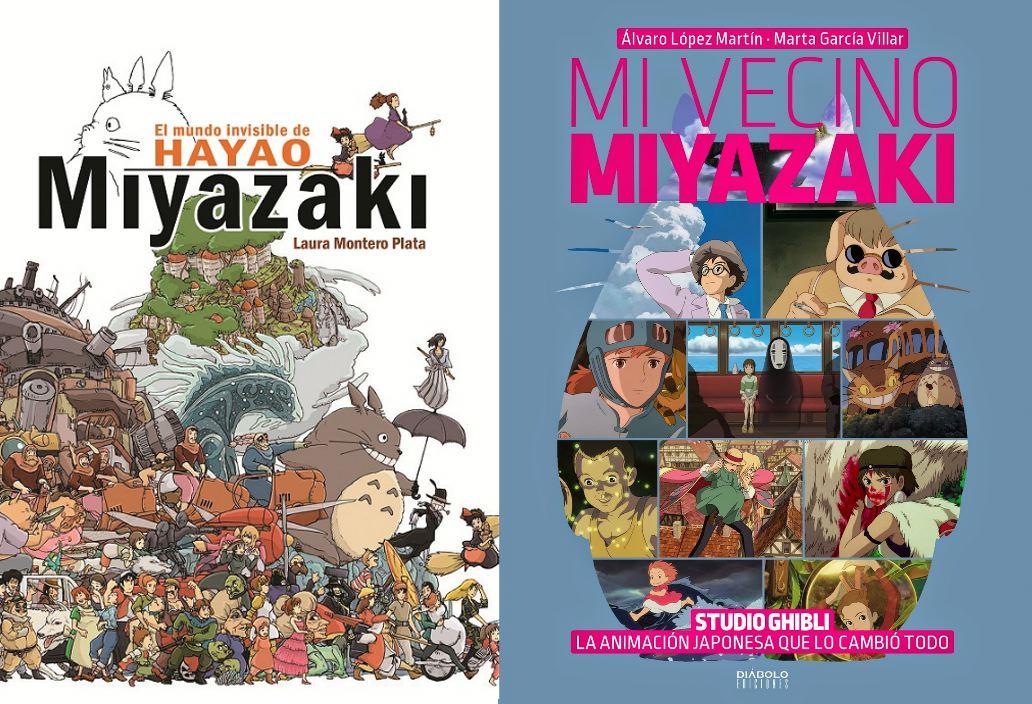 librosMiyazaki