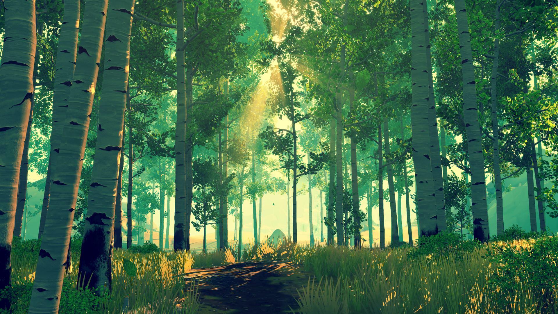 DXG-firewatch-forest