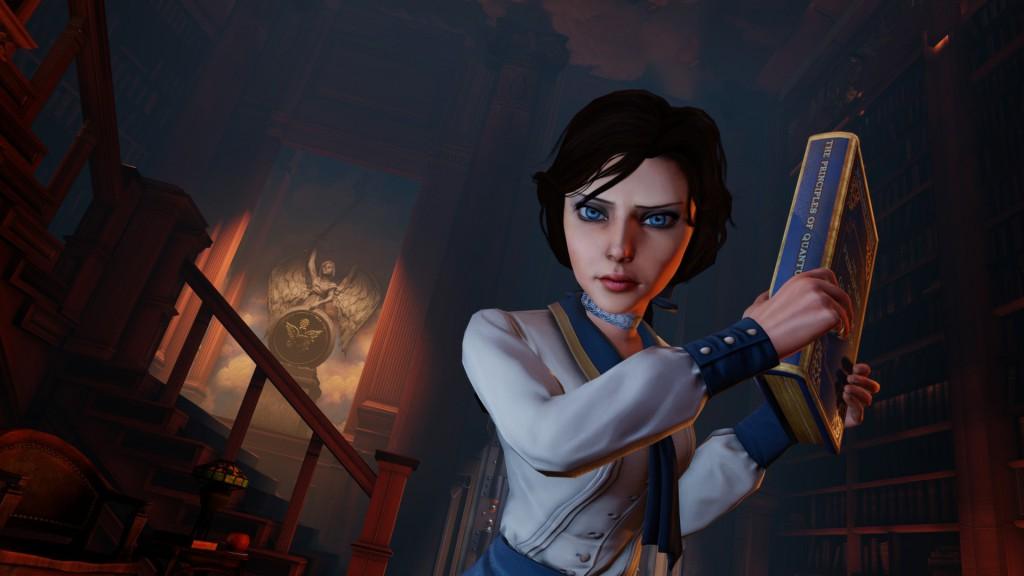 Elizabeth es la otra gran protagonista de BioShock Infinite