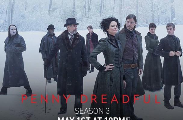 """El equipo de """"Penny Dreadful"""""""