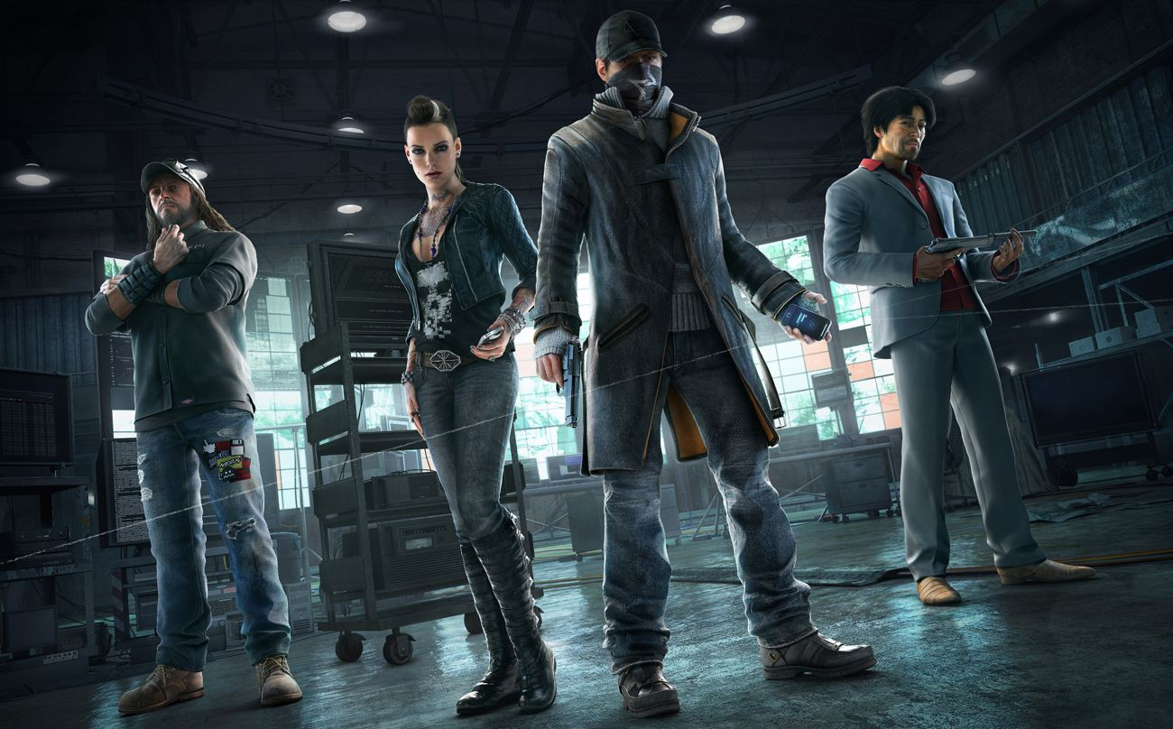 Watch Dogs  Minority Report