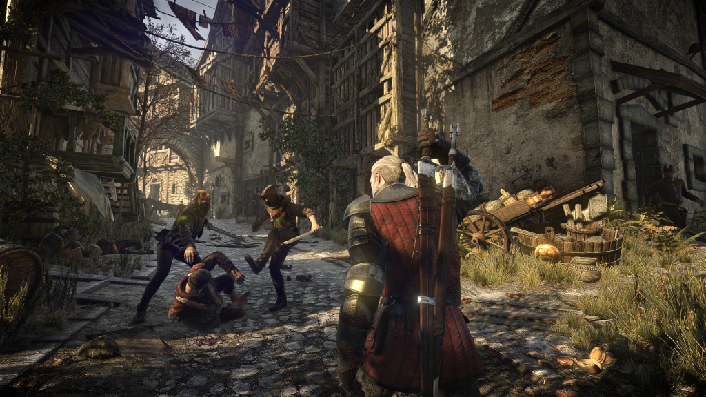 El jugador a menudo debe tomar partido en los conflictos que se le presentan.