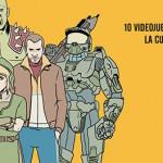Extra Life. 10 videojuegos que han revolucionado la cultura contemporánea, una visita guiada a algunas de las sagas de videojuegos más influyentes