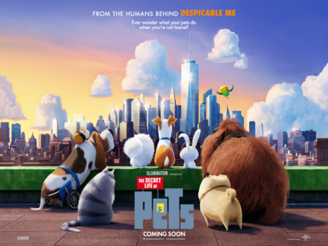 The Secret Life of Pets 2016 full movie download hd torrent