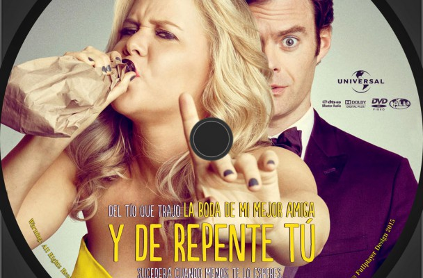 Trainwreck - Y De Repente Tu -GALLETA CoveRdvdGratiS.Com V1