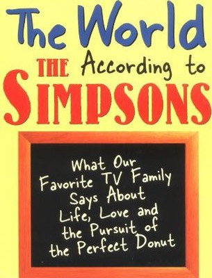 book simpsons