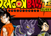 "Portada del manga ""Dragon Ball Super"""