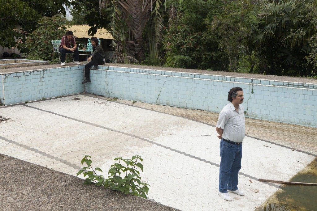 Esta temporada plasma el declive de Pablo Escobar.