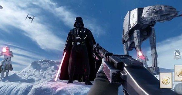Enfrentarse a personajes como Vader siendo un soldado raso no suele conducir a un buen final.