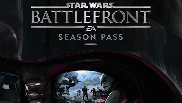 El Season Pass garantiza acceso a las cuatro primeras expansiones de Star Wars Battlefront.