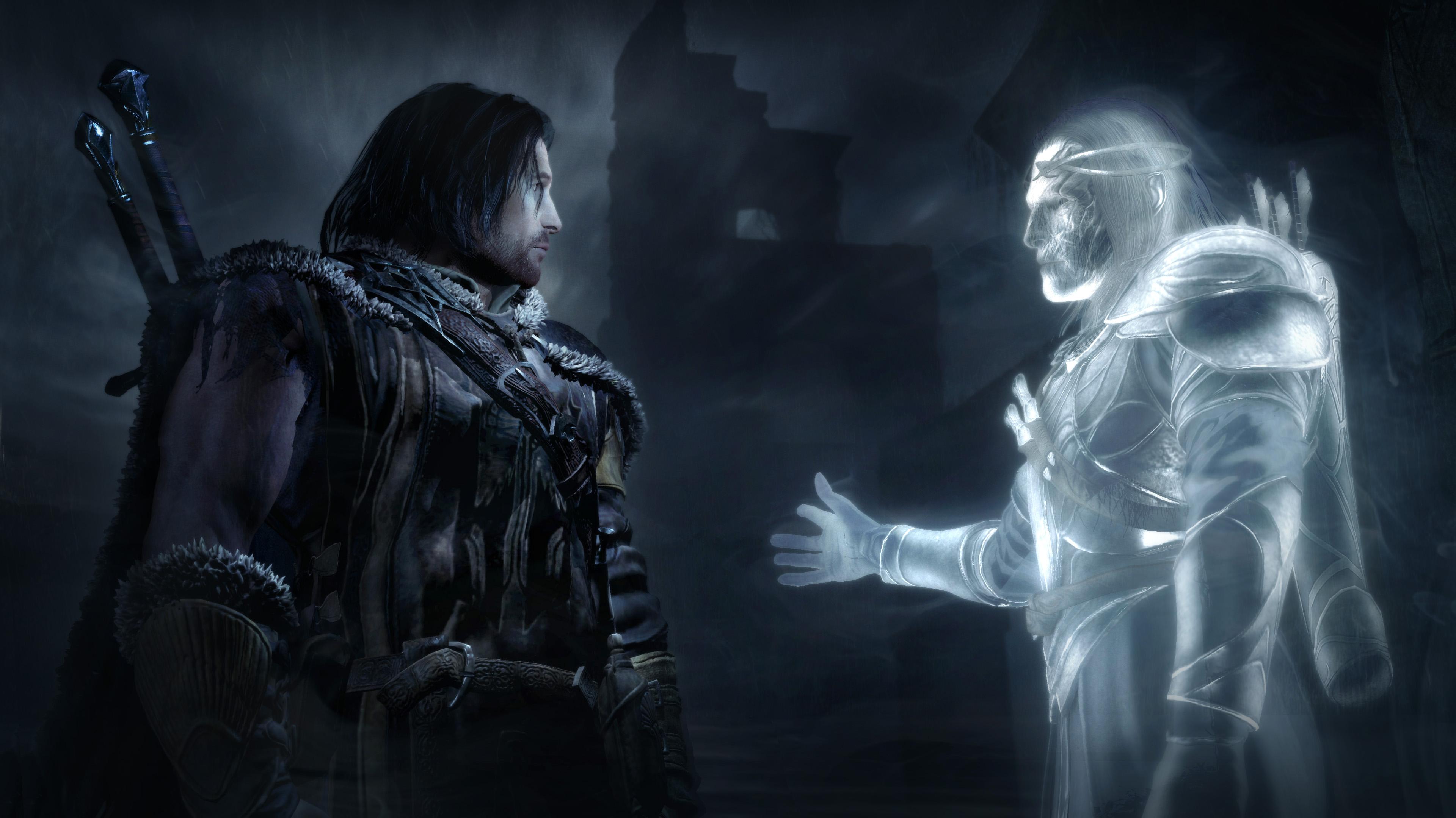 Talion y Celebrimor, dos almas inseparables en La Tierra Media: Sombras de Guerra