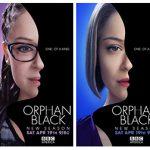 Cosima y Alison de #OrphanBlack. Clones con personalidad propia