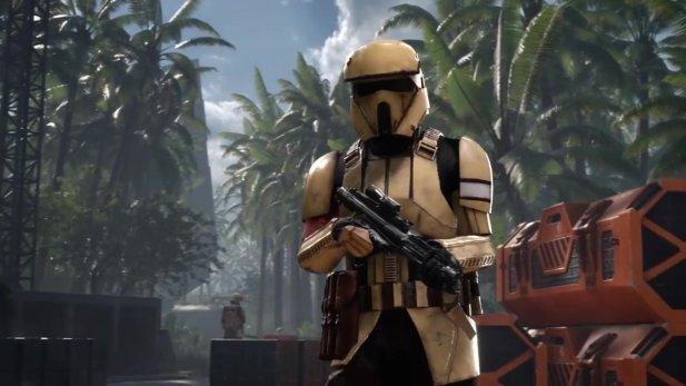 Los shoretroopers son una de las novedades que incluye esta expansión.