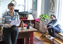 GIRLS - Season 6, Episode 3: Debut 2/26/17 Episode 55 (season 6, episode 3), debut 2/26/17: Lena Dunham, Matthew Rhys. photo: Craig Blankenhorn