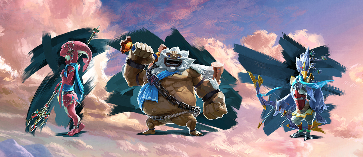 """The Legend of Zelda: Breath of the Wild""""; Cuando la excelencia ..."""