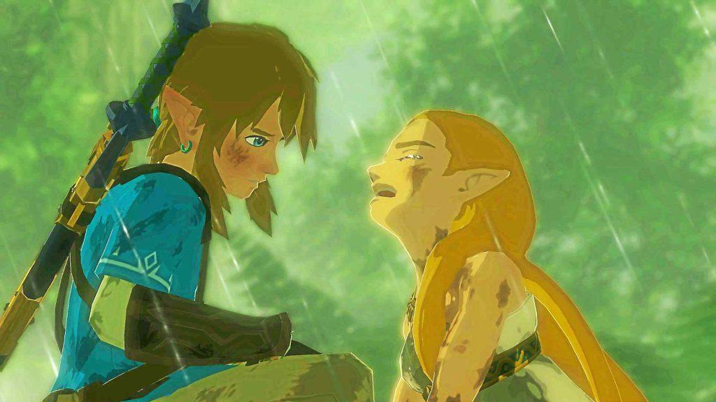Zelda y Link vuelven a ser, como no podía ser de otra manera, los protagonistas indiscutibles de esta aventura.