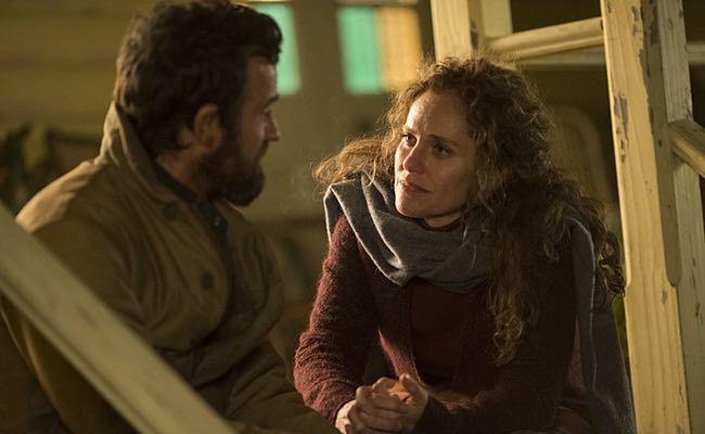 La conversación final entre Kevin y Laurie está marcada por un tono extrañamente pacífico.