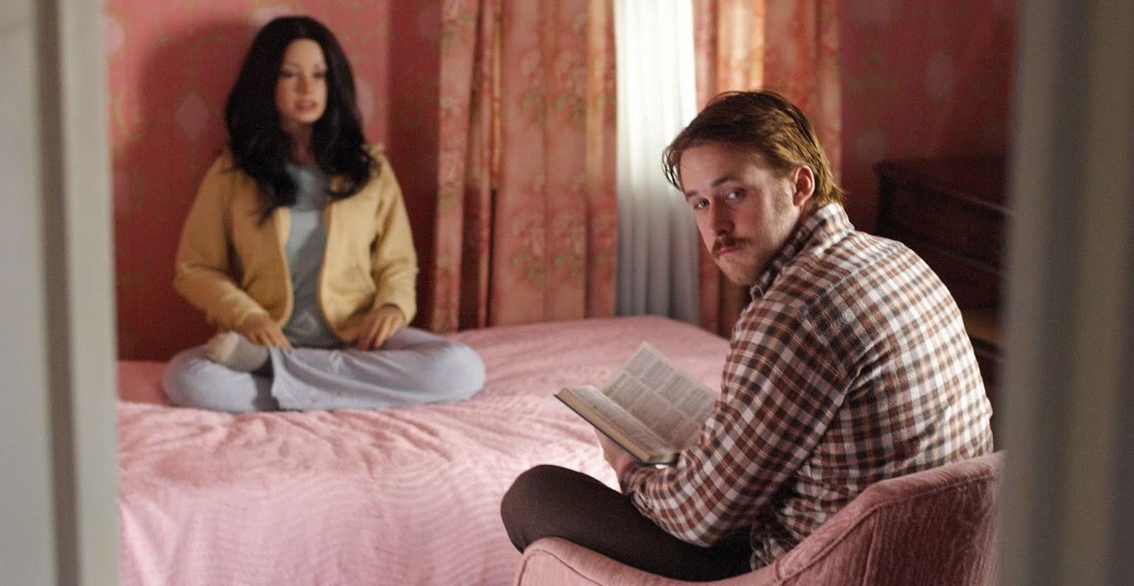 """Lars junto a Bianca en una de sus actividades de """"pareja"""""""