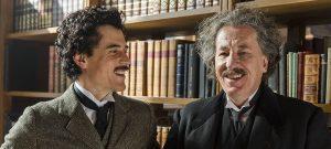 los dos Einstein