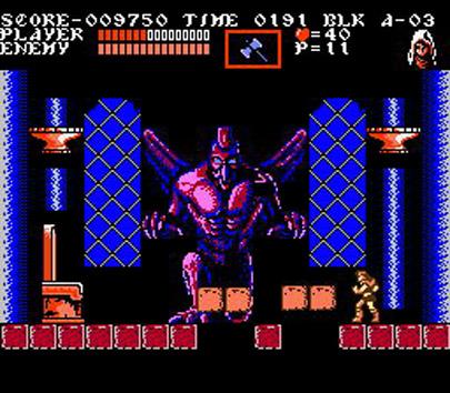 Castlevania III: Dracula's Curse es la principal fuente de inspiración de una serie supervisada por Konami.