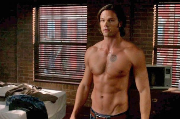jack-Padalecki-shirtless