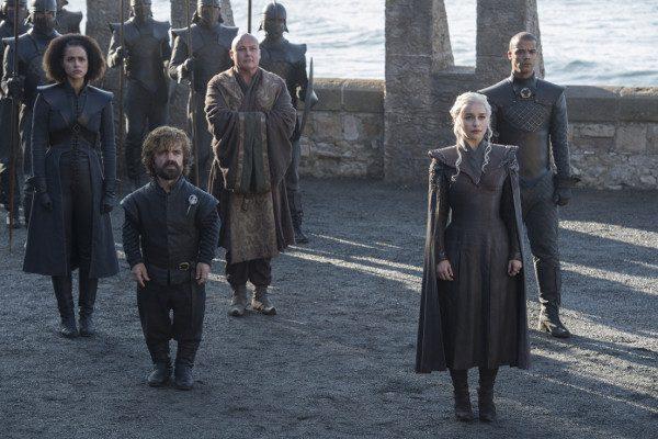 Daenerys en Poniente