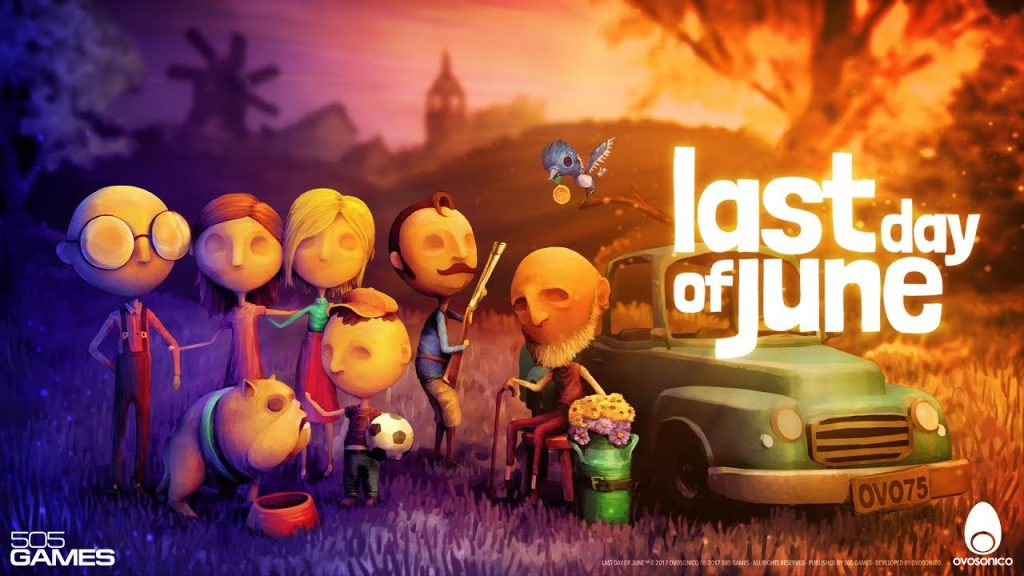 Last Day of June (characters)