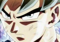 Son Goku supera los límites de los dioses