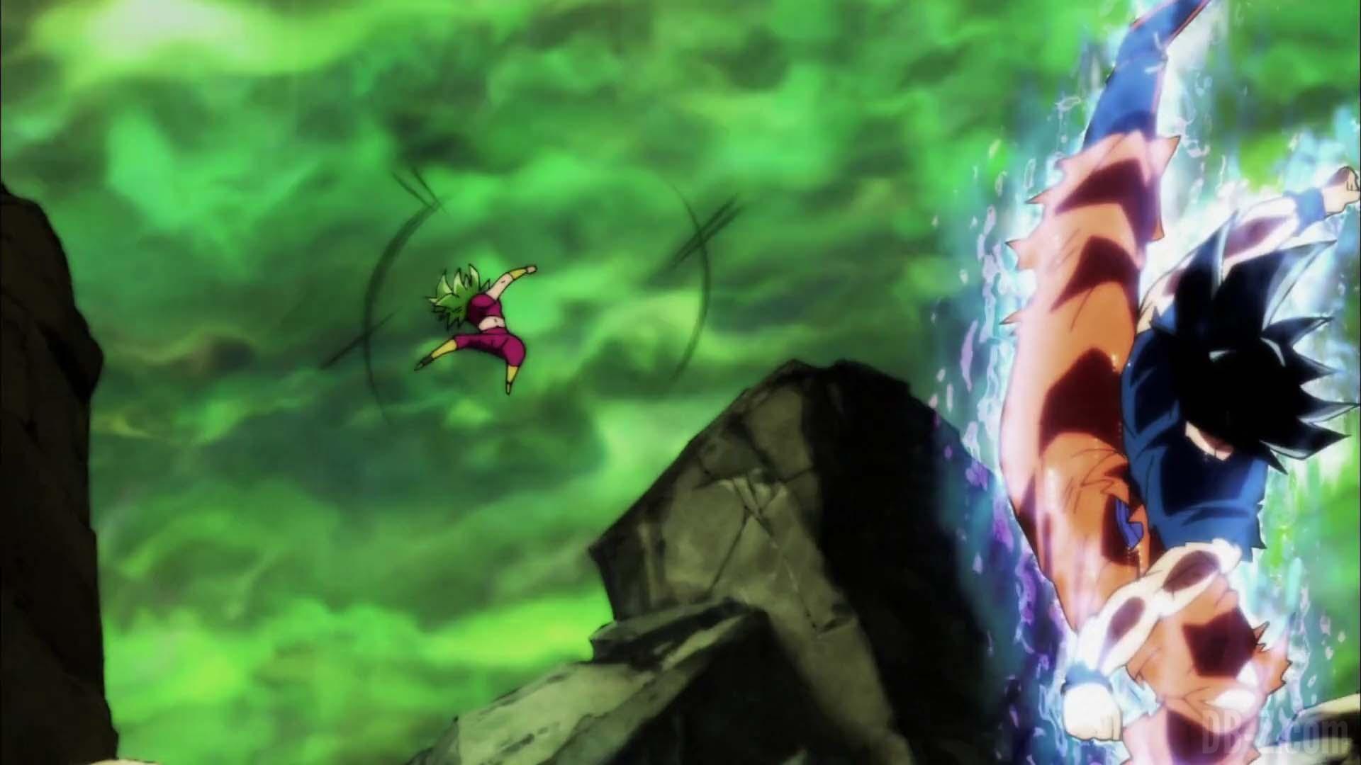 Son Goku parece que no tiene demasiados rivales con este nuevo poder