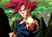Son Goku debe convertirse en Super Saiyan God para hacer frente al dúo femenino