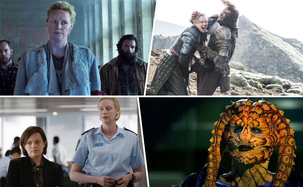 Gwendoline Christie en los papeles más destacados de su carrera