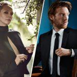 No solo se vive de Star Wars (III): Gwendoline Christie y Domhnall Gleeson