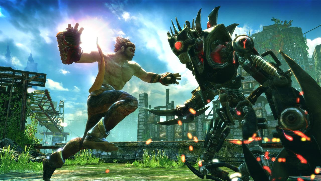 Las mecánicas del juego incluirán enfrentarse a criaturas robóticas como principales enemigos