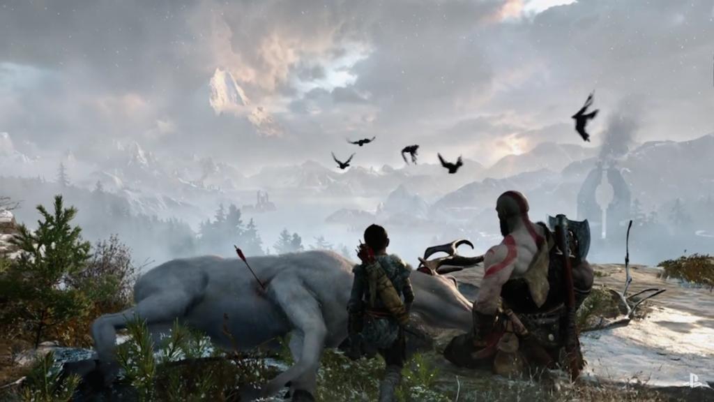 Kratos Atreus