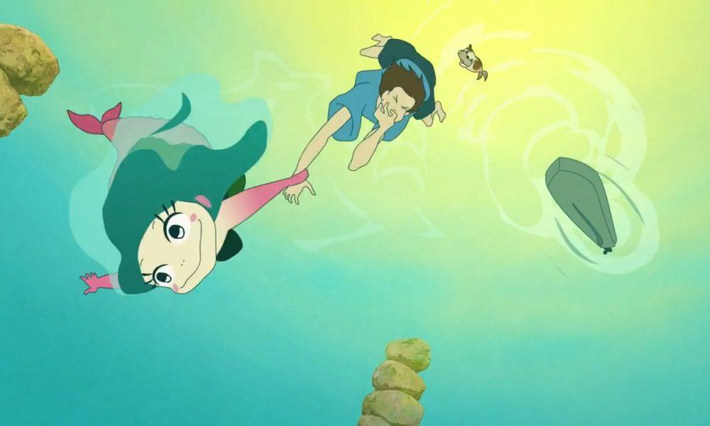 Lu se lleva a Kai a las profundidades del mar