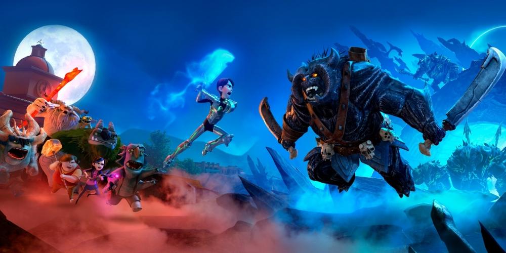 Cazadores de trolls vs Gumm-Gumms ¿Quién ganará la batalla?