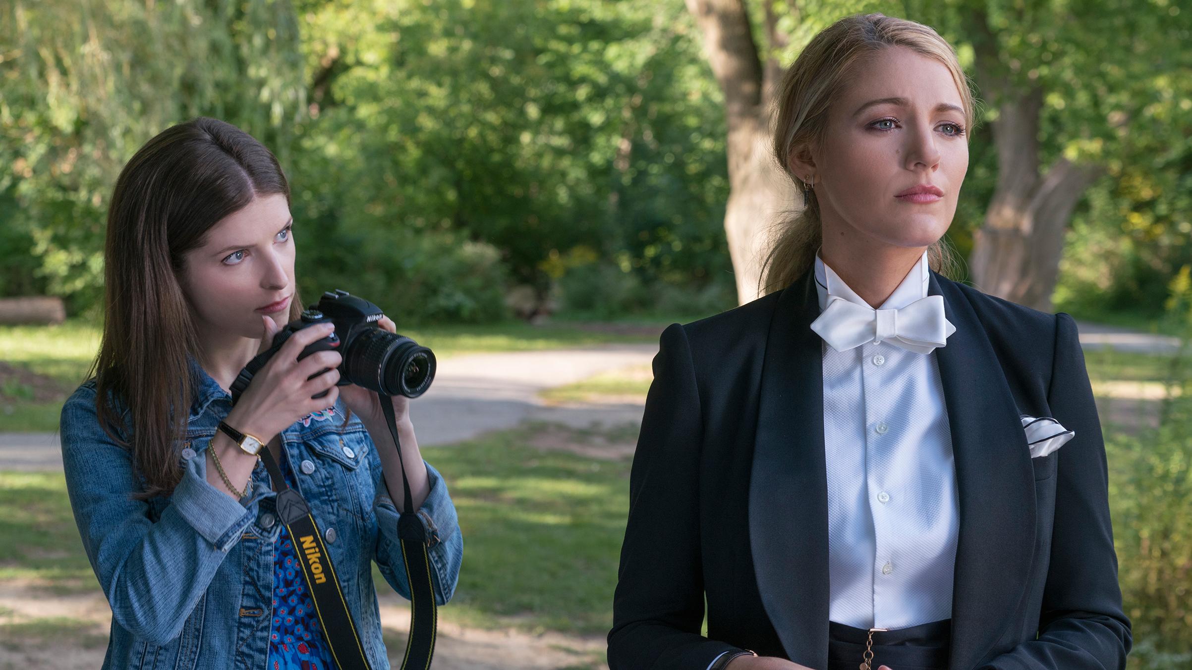 "Emily (Blake Lively) se convertirá en la ""obsesión"" de Stephanie (Anna Kendrick)"